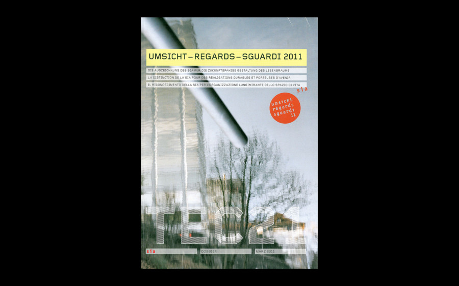 Tec21 – Umsicht - Regards - Sguardi 2011